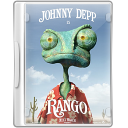 128x128px size png icon of rango