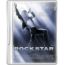 128x128px size png icon of rock star