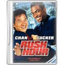 128x128px size png icon of rush hour