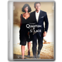 128x128px size png icon of Quantum of Solace 1