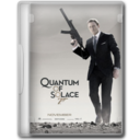 128x128px size png icon of Quantum of Solace 3