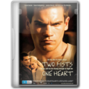 128x128px size png icon of Two Fists One Heart