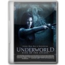 128x128px size png icon of Underworld Rise of the Lycans 2