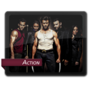 128x128px size png icon of Action 3