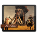 128x128px size png icon of Adventure 2