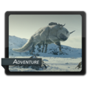 128x128px size png icon of Adventure 3