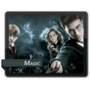 128x128px size png icon of Magic