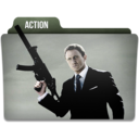 128x128px size png icon of Action