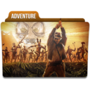 128x128px size png icon of Adventure