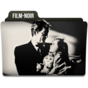 128x128px size png icon of Film Noir