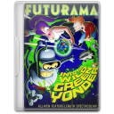 Futurama Into the Wild Green Yonder Icon