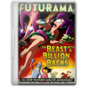 Futurama The Beast with a Billion Backs Icon