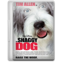 The Shaggy Dog Icon