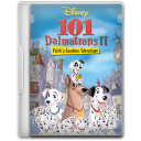 101 Dalmatians II Patchs London Adventure Icon