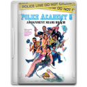 Police Academy 5 Assignment Miami Beach Icon