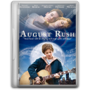 128x128px size png icon of august rush