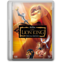 128x128px size png icon of Lion King
