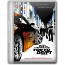128x128px size png icon of Fast Furious Tokyo Drift