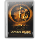 128x128px size png icon of Universal Soldier The Return