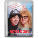 128x128px size png icon of Waynes World 2