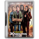 128x128px size png icon of 30 minutes or less