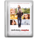 128x128px size png icon of Definitely Maybe
