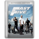 128x128px size png icon of Fast Five