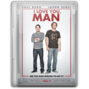 128x128px size png icon of I Love You Man