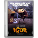128x128px size png icon of Igor