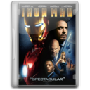 128x128px size png icon of Iron Man