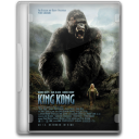 128x128px size png icon of King Kong