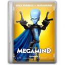 128x128px size png icon of Megamind 3D