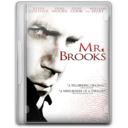 128x128px size png icon of Mr Brooks