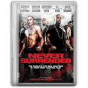 128x128px size png icon of Never Surrender