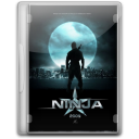 128x128px size png icon of Ninja
