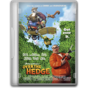 128x128px size png icon of Over the Hedge