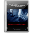128x128px size png icon of Paranormal Activity 2