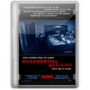 128x128px size png icon of Paranormal Activity