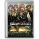 128x128px size png icon of Pirates of the Caribbean On Strangers Tide