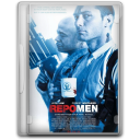 128x128px size png icon of Repo men