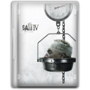 128x128px size png icon of Saw IV