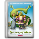 128x128px size png icon of Shrek the Third