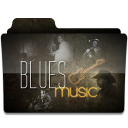 128x128px size png icon of Blues 1
