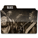 128x128px size png icon of Blues 2
