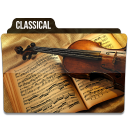 128x128px size png icon of Classical 1
