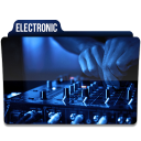 128x128px size png icon of Electronic 2