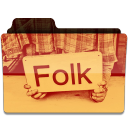 128x128px size png icon of Folk 1