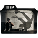 128x128px size png icon of Hip Hop 1