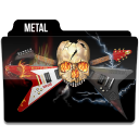 128x128px size png icon of Metal 1