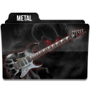128x128px size png icon of Metal 2